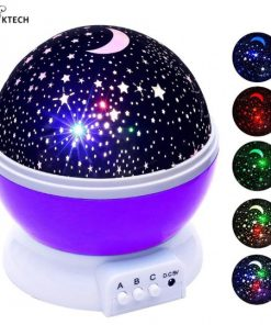 מנורת לילה כוכבים