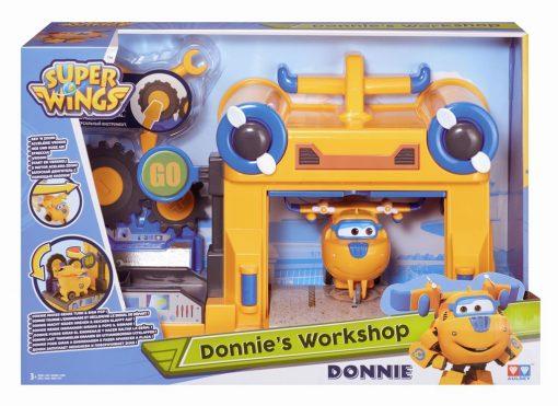 מטוסי העל - ההאנגר של דוני!