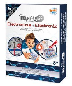 מעבדת אלקטרוניקה לילדים
