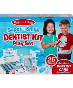משחק רופא שיניים לילדים מבית מליסה ודאג