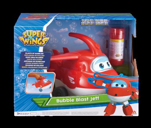 מטוסי על - ג'ט בועות סבון