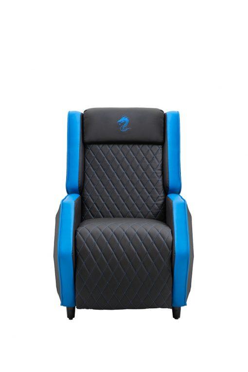 כורסאת גיימינג DRAGON בצבע כחול