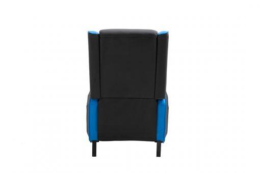 כורסא גיימינג בצבע כחול