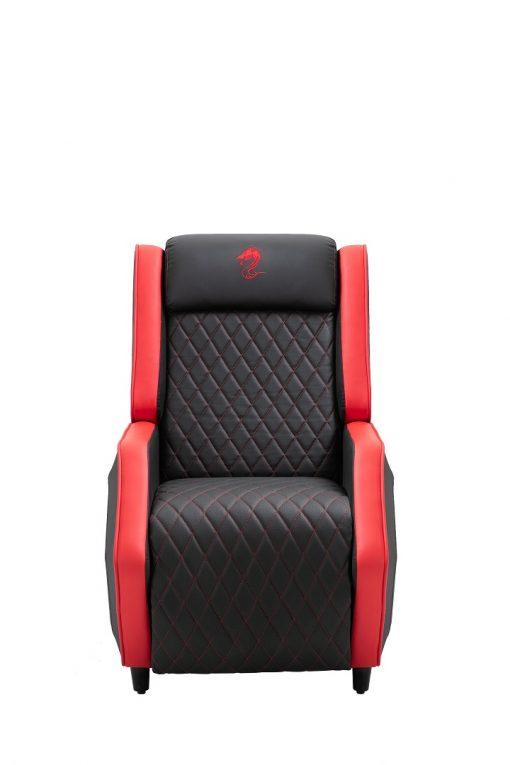 כורסא לפלייסטיישן בצבע אדום