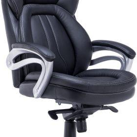 כיסא אמבסדור שחור