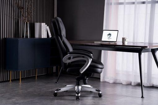 כיסא דראגון שחור למנהלים