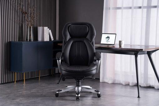 כיסא מנהלים דראגון שחור