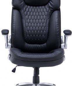 כיסא משרדי פיילוט שחור