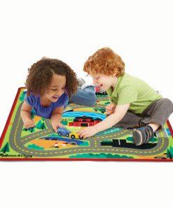 שטיח לילדים כבישים