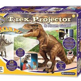 דינוזאור מקרן