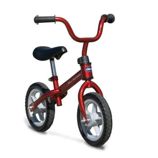 אופני איזון בצבע אדום
